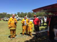 Cafe2U Chris Scollen and WA Firefighters2