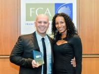 Franchisee of the Year, two or more staff  Anthony Hamod, Fastway Couriers, Wollongong