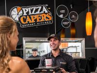 RFG Pizza Capers