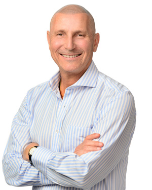 Clive Barrett, Executive Chairman of First Class Accounts