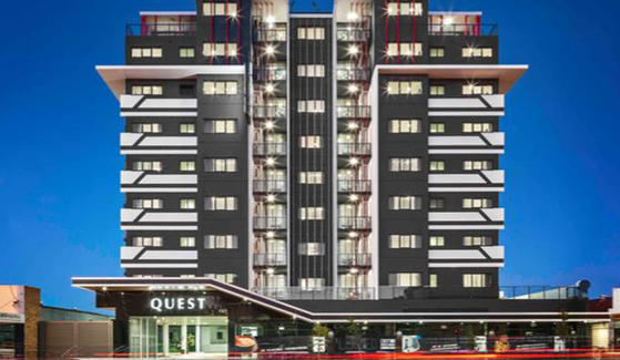 Quest Woolloongabba – home to the brand new Quest Academy