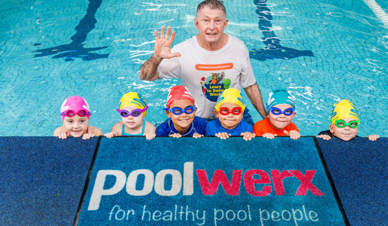Laurie Lawrence - Ambassador of Learn to Swim Week