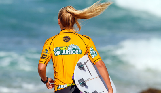 Subway Surf Series continues to fuel surfing champions of the future