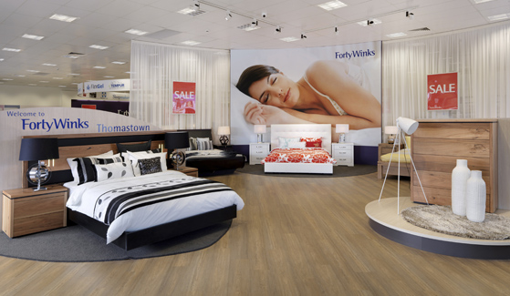Forty Winks Store announced new ceo