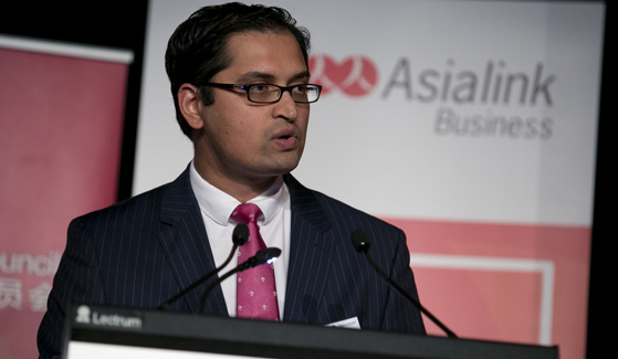 Asialink Business CEO