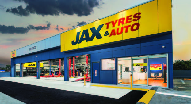 jax tyre and auto franchise